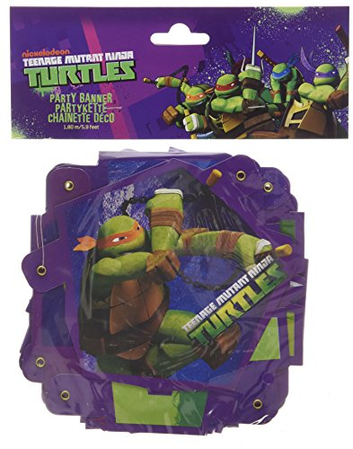 Nickelodeon Turtles Partykette