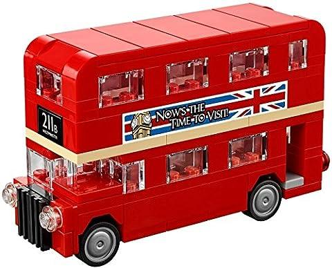 LEGO 40220 Creator Double Decker London Bus by