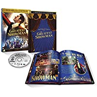 The Greatest Showman Limited Edition Book & Blu-ray