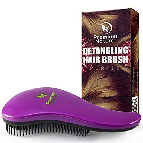 Cepillo para desenredar el pelo mejor–Peine para–sin dolor