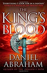 The King's Blood: Book 2 of the Dagger and the Coin by Abraham, Daniel (2013) Paperback