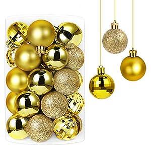 Decoraciones Navideñas 34 piezas Bola
