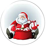 35 Stück Plätzchenaufleger Plätzchenfoto Oblate Aufleger Foto Bild Plätzchen Weihnachten 6 rund ca. 2,5 cm *NEU*OVP*