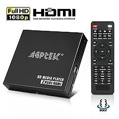 AGPTEK HDMI Player