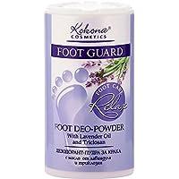 Foot Guard Relax Fuss- und Schuhpuder mit Lavendelöl Frei von Parabenen 50 g preisvergleich bei billige-tabletten.eu