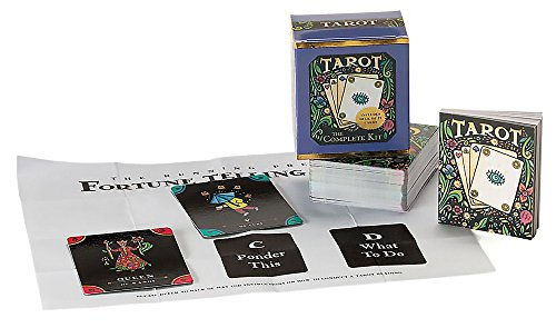 Tarot: The Complete Kit (Miniature Editions) por Dennis Fairchild