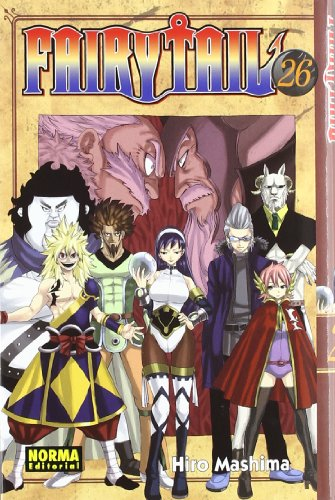 FAIRY TAIL 26 (Cómic Manga)