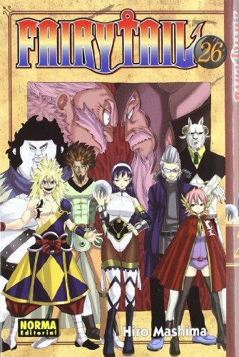 FAIRY TAIL 26 (Cómic Manga) por Hiro Mashima