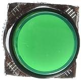 DC12V verde lámpara SPDT momentáneos interruptor