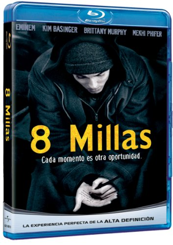 8 millas [Blu-ray] 51bmT6MGEaL