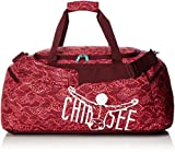 Chiemsee Unisex-Erwachsene Matchbag Umhängetasche, Rot (Cangoobatik), 32 x 29 x 67 cm