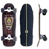 nitrosk8 - Surfskate Komplettsystem - MYSTIC - carver skate system - Surf Simulator