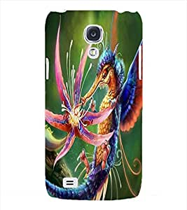 ColourCraft Fantasical Animal Design Back Case Cover for SAMSUNG GALAXY S4 MINI I9190