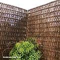 Videx-Sichtschutzwand Weide Toulouse, 150 x 90cm von Videx - Du und dein Garten