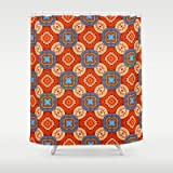 Society6 - Persian Parlor Shower Curtain by Peter Gross
