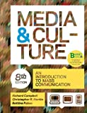 Loose-leaf Version for Media and Culture (Budget Books) by Richard Campbell (2011-03-04)