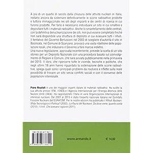 Il deposito italiano delle scorie italiane. 18 anni di tentativi: I libri di Kronos