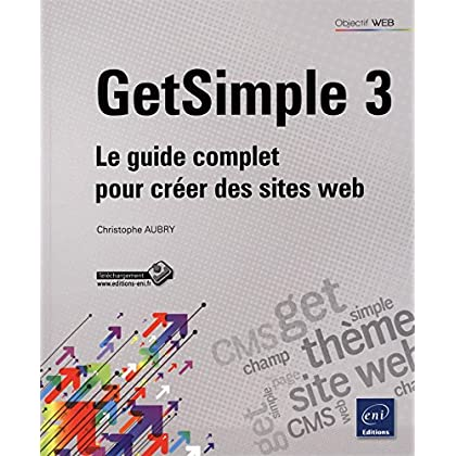 GetSimple 3 - Le guide complet pour créer des sites web