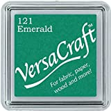 Imagine Crafts VersaCraft Mini Ink Pad-Emerald