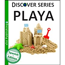 Playa (Xist Kids Spanish Books)
