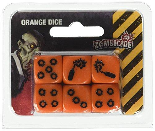 Preisvergleich Produktbild Zombicide orange cubes