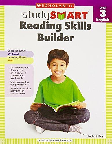 Reading Skills Builder (Level - 3) (Scholastic Studysmart)