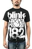 Blink-182 3 Bars T-Shirt Black M