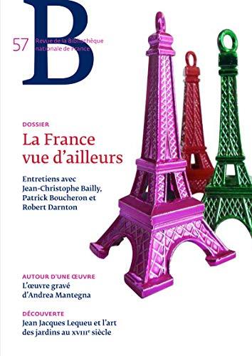Revue 57 - La France vue d'ailleurs (57) par Antoine de Baecque