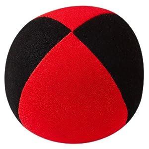 Henrys Malabares Malabares Superior (Terciopelo) 67 mm, Negro-Rojo