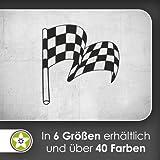 Bandiera di destinazione Adesivo In 6dimensioni–Wall Sticker Wall Sticker, 92_kupfer, 120 x 116 cm
