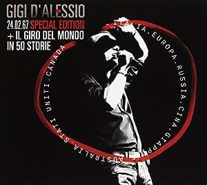 24 Febbraio 1967 Special Ed.+Il Giro Del Mondo In 50 Storie [1 CD + 1 DVD]