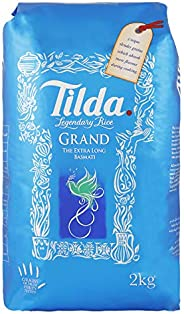 Tilda Grand Legendary Basmati Rice, 2 kg