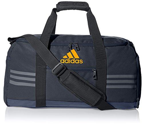 adidas Sporttasche 3 Stripes Performance Teambag Small, dunkelgrau, 50.8 x 25 x 23 cm, 29 Liter