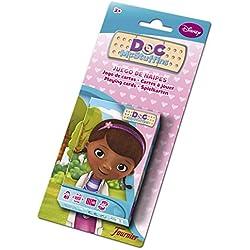 Doctora Juguetes - Baraja infantil con 40 cartas (Naipes Heraclio Fournier F43838)