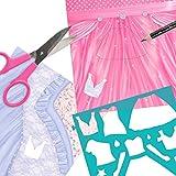 TOPModel 8097 - Create your Glamour Special Malbuch hergestellt von Fa. Depesche GmbH & Co. KG
