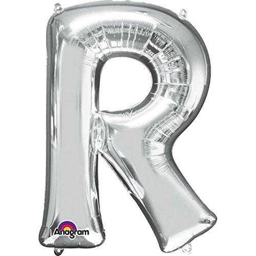 Anagram - Globo de helio gigante en forma de la letra R (32981)