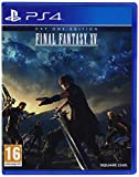 Final Fantasy XV Day One Edition PS4