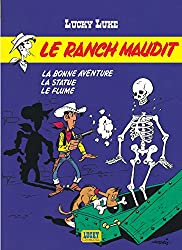 Lucky Luke, tome 26 : Le Ranch maudit
