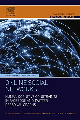 Online Social Networks: Human Cognitive Constraints in Facebook and Twitter Personal Graphs (Computer Science Reviews and Trends) (English Edition)