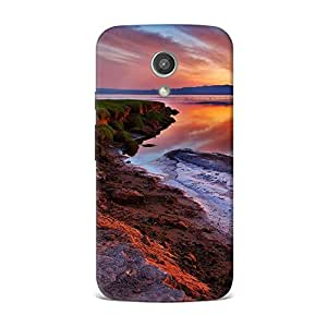 Top Notch Hard Fancy Luxurious Scratch Proof Back Cover For Motorola Moto G (2nd gen) - Design -364