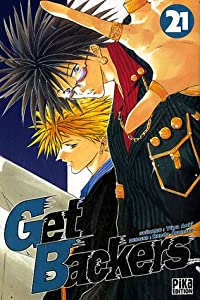 Get Backers Edition simple Tome 21
