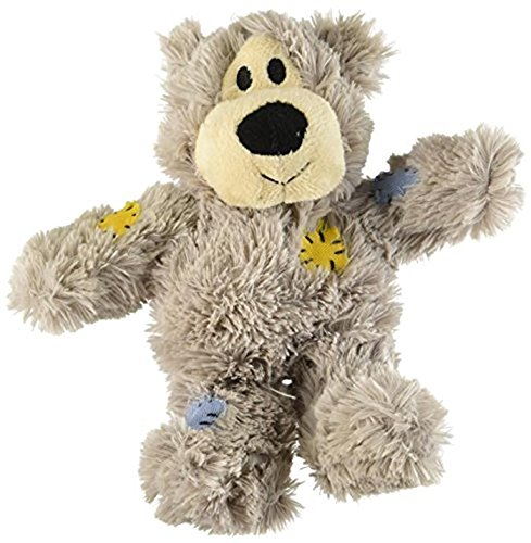 KONG Wild Knots Bear Dog Toy, Small/Medium