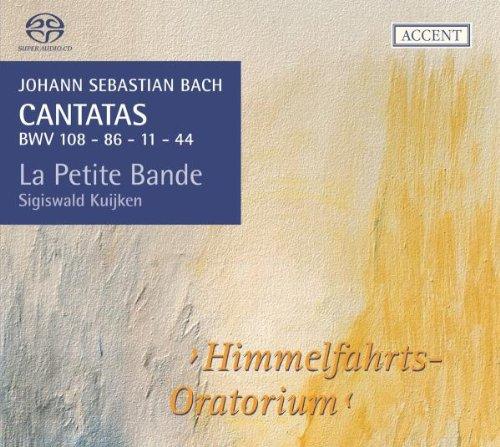 Preisvergleich Produktbild Bach: Kantaten BWV 11 / 44 / 86 / 108