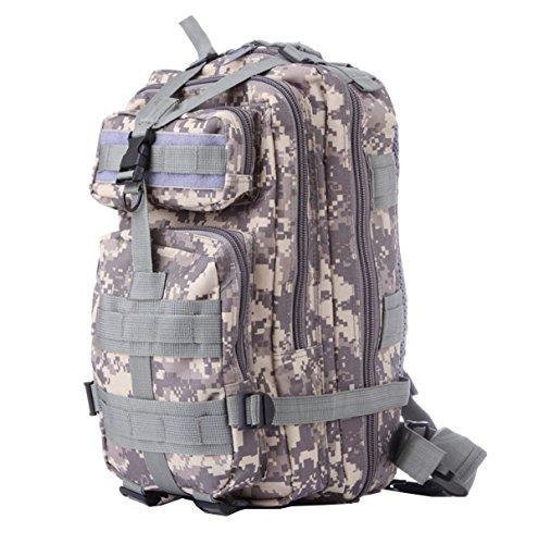Yy.f Militärische Taktik Taschen Rucksäcke Zu Attackieren Im Freien Wandern Bergsteigen Taschen Camping Wandern Jagen Camping. Multicolor E