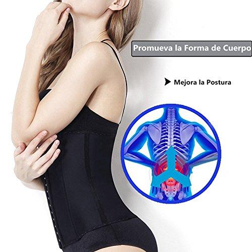 Fajas reductoras corset cincher bustiers corsé adelgazantes de cinturón formación para body shaper mujer