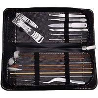 Ohr-Löffel-Werkzeug-Set Ohrenschmalz Reiniger Nagelknipser Pinzette 16 Stück Haushaltswerkzeuge, Um Die Bedürfnisse... preisvergleich bei billige-tabletten.eu