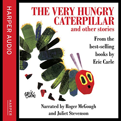The Very Hungry Caterpillar and Other Stories. CD: Includes: Papa, Please Get the Moon for Me / The Very Quiet Cricket / The Mixed Up Chameleon / I See a Song