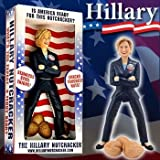 NEW Hillary Clinton Nutcracker, Garden, Lawn, Maintenance