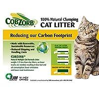 Cobzorb 100% All Natural Clumping Cat Litter