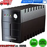 CHAMPION UPS 800VA (Home, Shop & Office) | Line Interactive | 15-20 mins backup